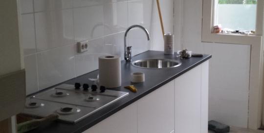 montage keuken 01