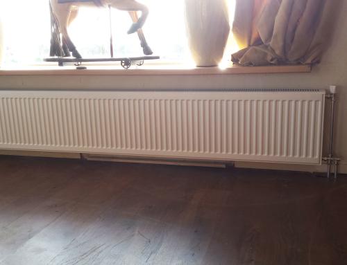 Vernieuwen radiatoren