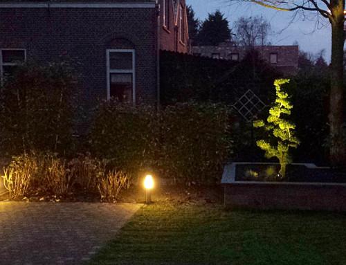 Tuinelektra en verlichting
